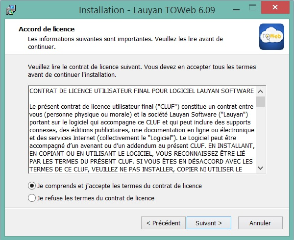 Acceder-en-ftp-via-toweb- installation