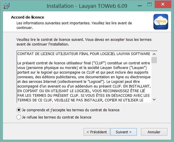 Acceder-en-ftp-via-toweb- installation