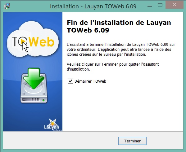Acceder-en-ftp-via-toweb- installation - 1