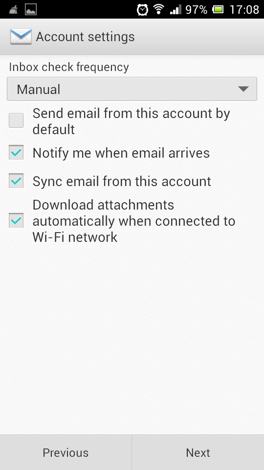 FIG8-Configuration-Email-Pro-Sony-Xperia