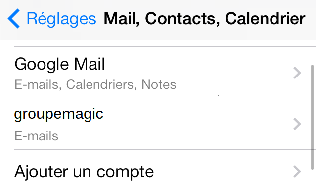Réglage-Email-Pro-Iphone