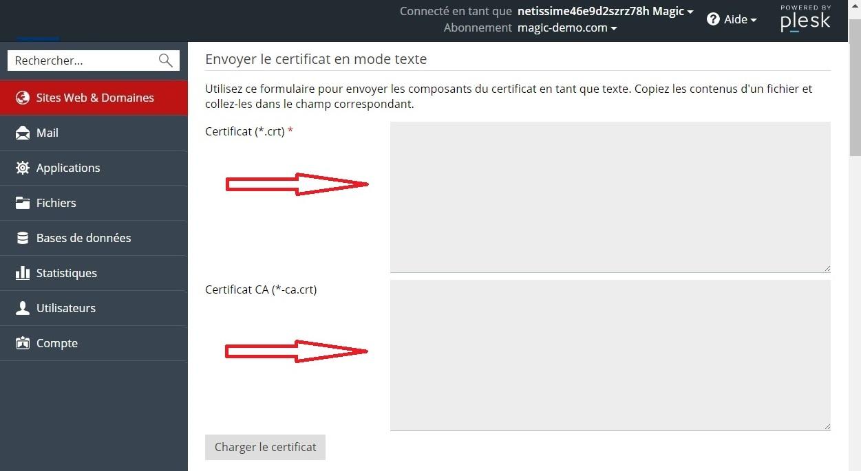 interface site web et domaines - 17