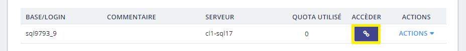 bases de données MySQL - 6