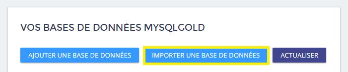 bases de données MySQL- 3