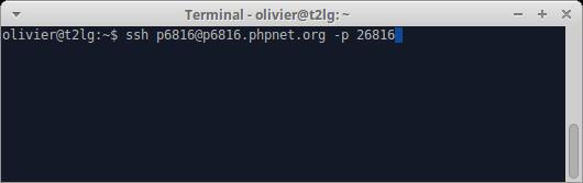 Se connecter en SSH sur un hébergement mutualisé-2