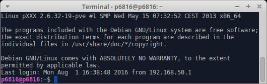 Se connecter en SSH sur un hébergement mutualisé-4
